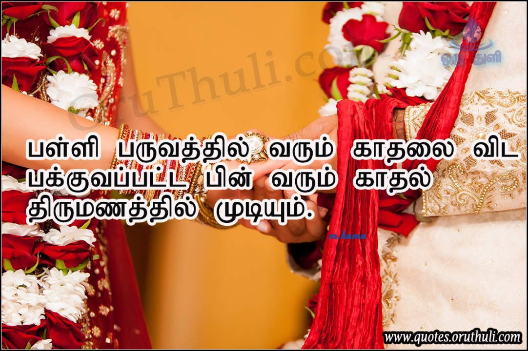 Hindu Love marriage - Love will rule the world